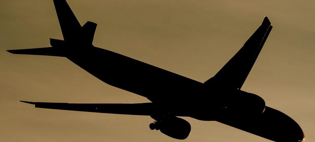 airline on strike