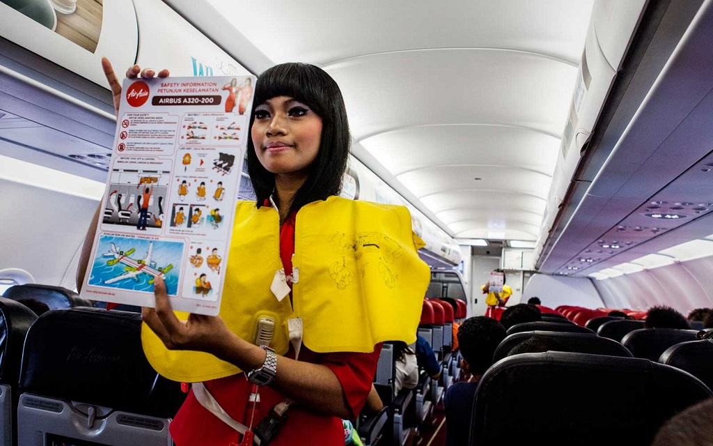 Airplane Safety rules